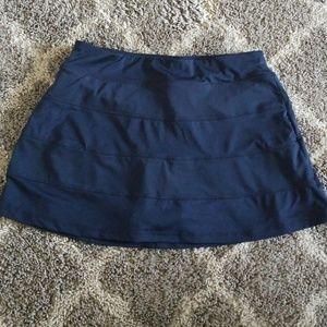 FILA Navy Tennis Skirt
